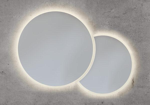 Back-Light Eclipse - Spejl til bad med lys fra J.N. Bech