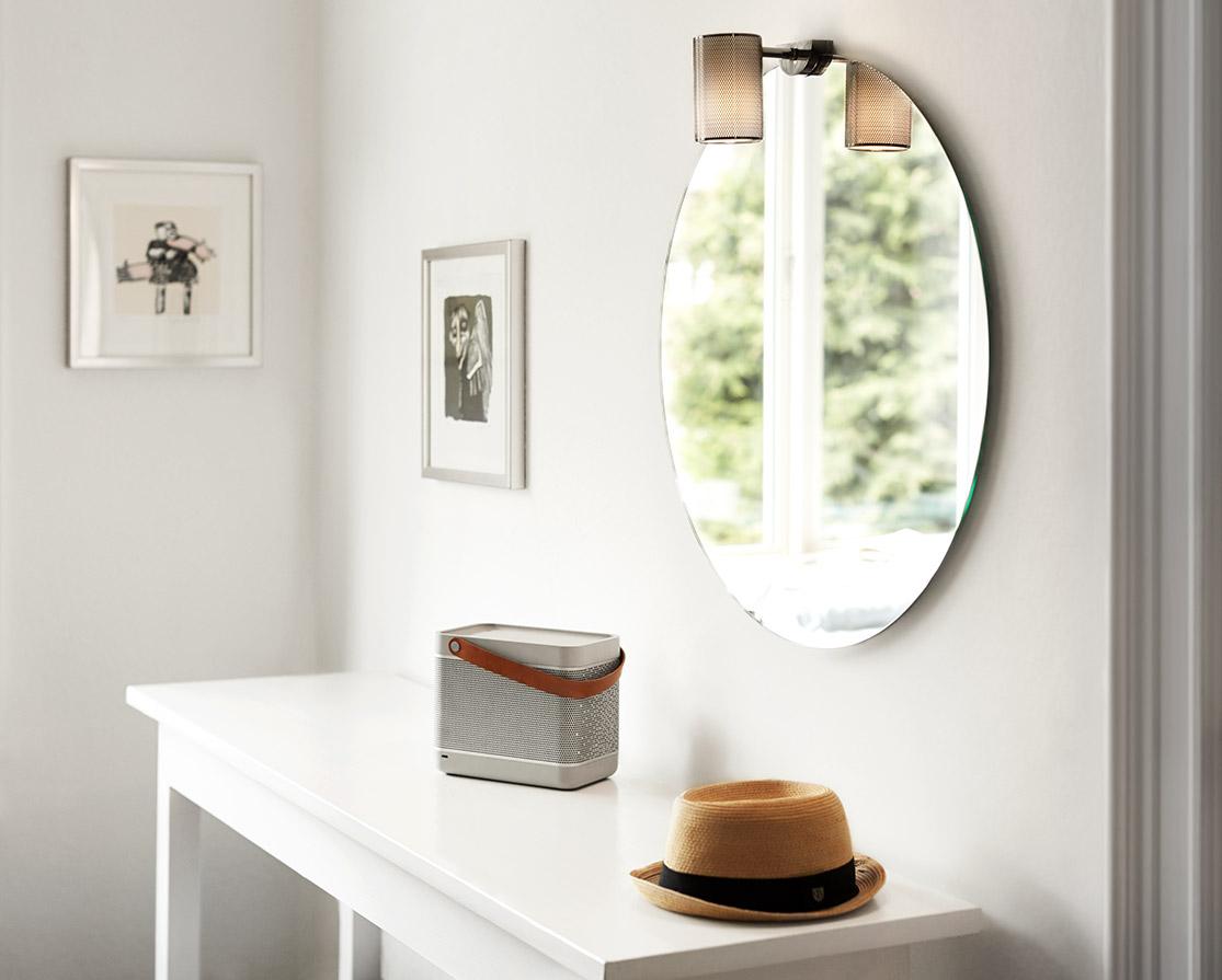 Spejl Belysning Badeværelse