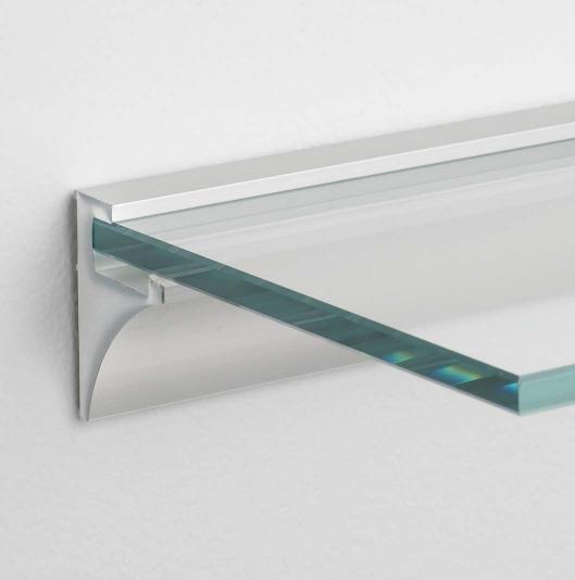 Hyldebærer Glaskonsol