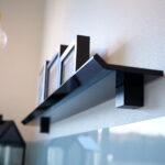 iPad-hylde i glas for funktionalitet og design