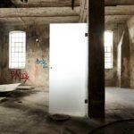 Brusedør på mål i eksklusiv glas fra J.N. Bech