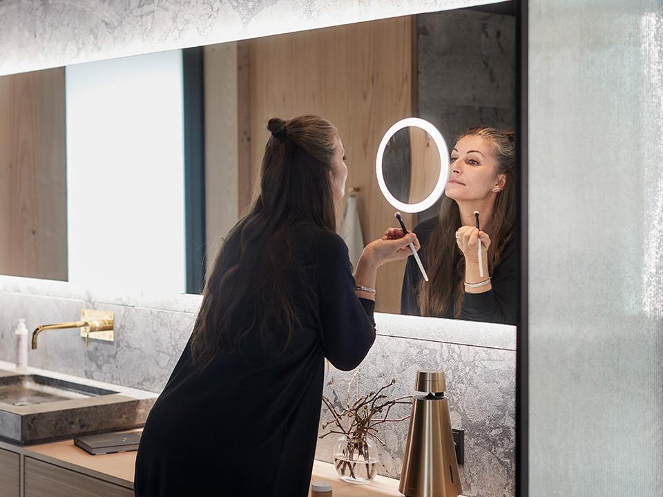 Makeup Spejl på Specialmål